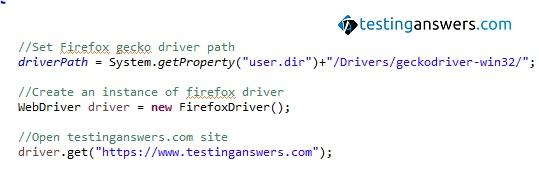 Open Firefox Browser