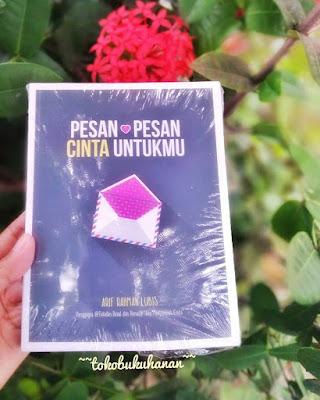 buku pesan-pesan cinta untukmu karya Arif Rahman Lubis