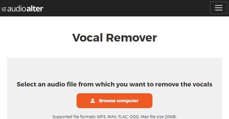 Cara Menghilangkan Vokal Dari Lagu Secara Online Brankaspedia Blog Ulasan Teknologi