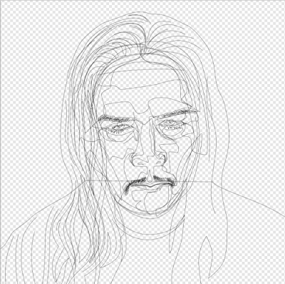 Stage 11 vector outline view