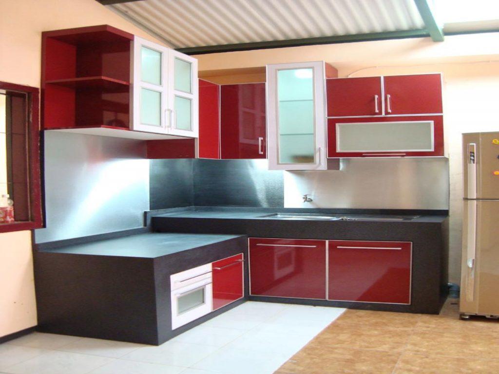 60 Contoh Gambar Model Dapur  Minimalis Sederhana Tapi