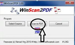 تحميل برنامج Scanner