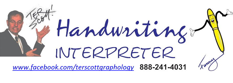 Ask Your Graphologist