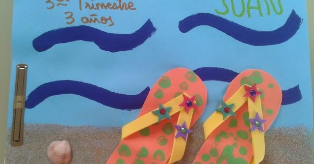 Recursos Para EducaciÓn Infantil: Recursos Para Educación Infantil: Murales Para El Verano