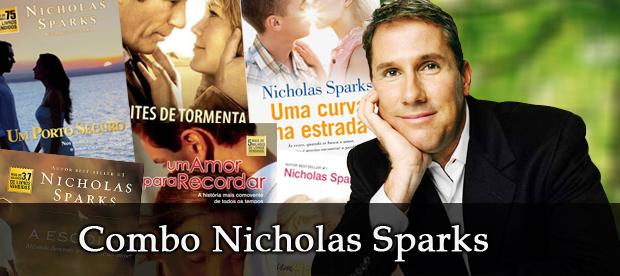 Promo: Combo Nicholas Sparks 17