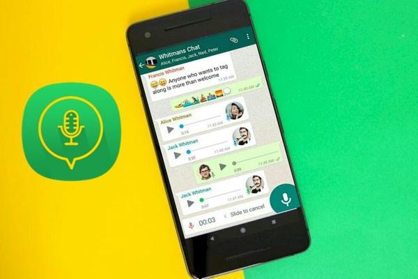 طريقة جديدة لإخفاء توصلك بالرسالة الصوتية عبر الواتساب من خلال هذه التطبيق الجديد !