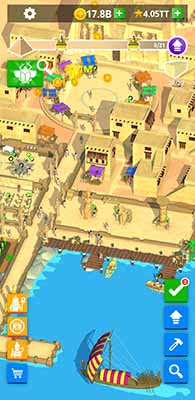 Idle Egypt Tycoon Mod APK Download