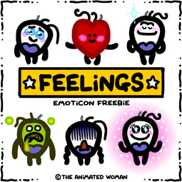 The Animated Woman: FEELINGS for Teachers.