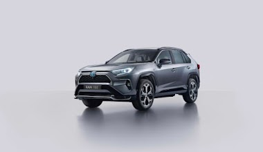 Toyota New SUV Model For Europe