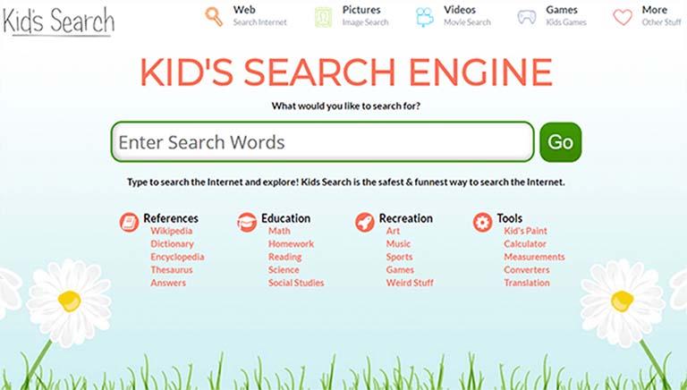 Inilah 5 Mesin Pencari Terbaik Yang Dibuat Khusus Untuk Anak-Anak
