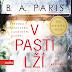 Recenzia: V pasti lží (audiokniha) - B. A. Paris