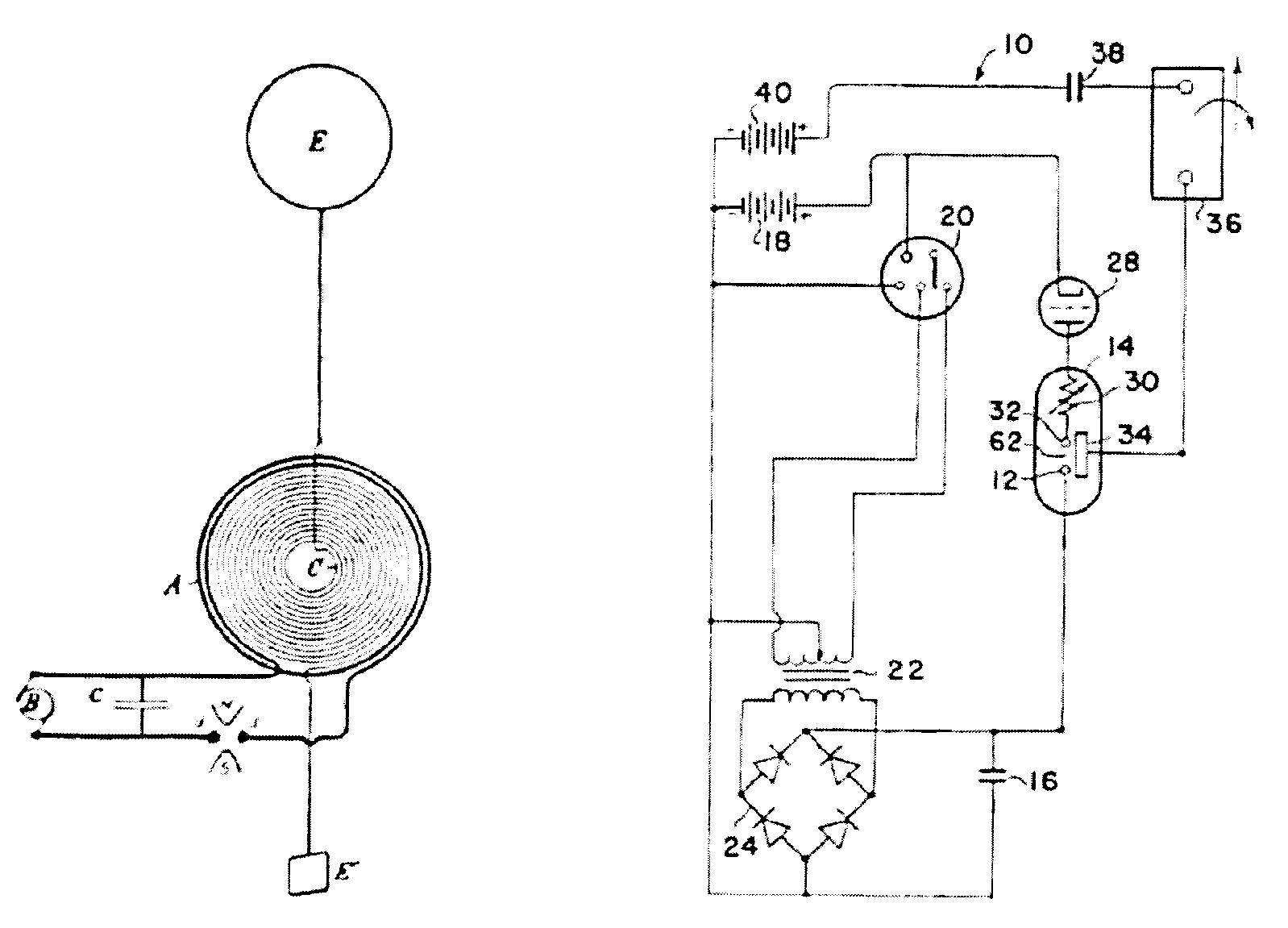Circuit De Edwin Vincent Gray Inventeur De L Electricite