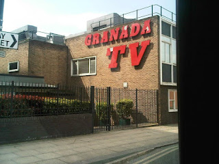 GranadaTV, Manchester