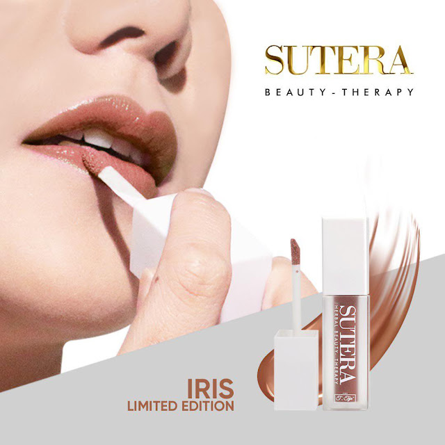 iris, sutera, lip therapy, herbal beauty therapy, jamu tun teja