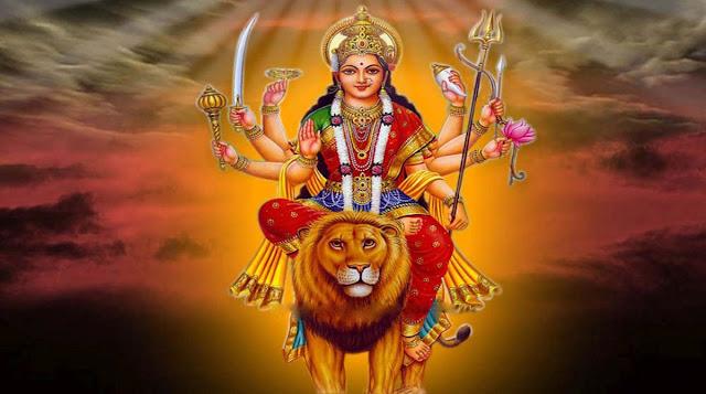 दुर्गा चालीसा हिंदी में