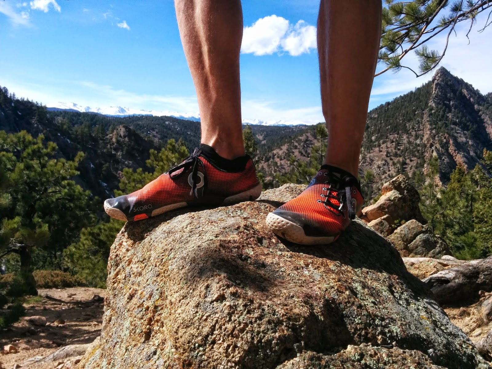 Skora Trail Running Shoes Review