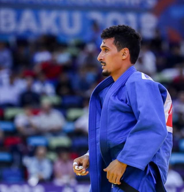 Ali Khousrof no Mundial de 2019