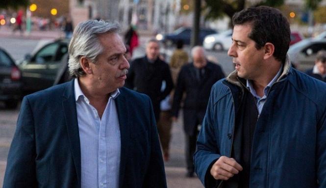 """Alberto Fernández aceptó la renuncia de """"Wado"""" De Pedro"""