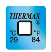 Thermax Single Level Encapsulated Indicators Irreversible Labels
