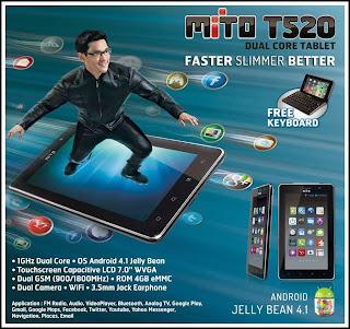 mito t520 tablet android jelly bean murah harga dibawah 1 5 juta. Black Bedroom Furniture Sets. Home Design Ideas