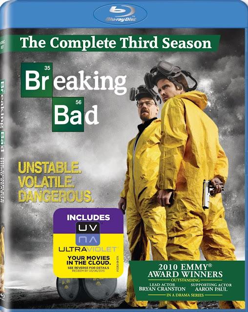 Breaking Bad – Temporada 3 [3xBD25] *Con Audio Latino