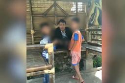 Viral Pria Ini Marah Saat Ditegur Merokok Dengan Bocah