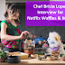 Bricia Lopez Interview for Netflix Waffles & Mochi