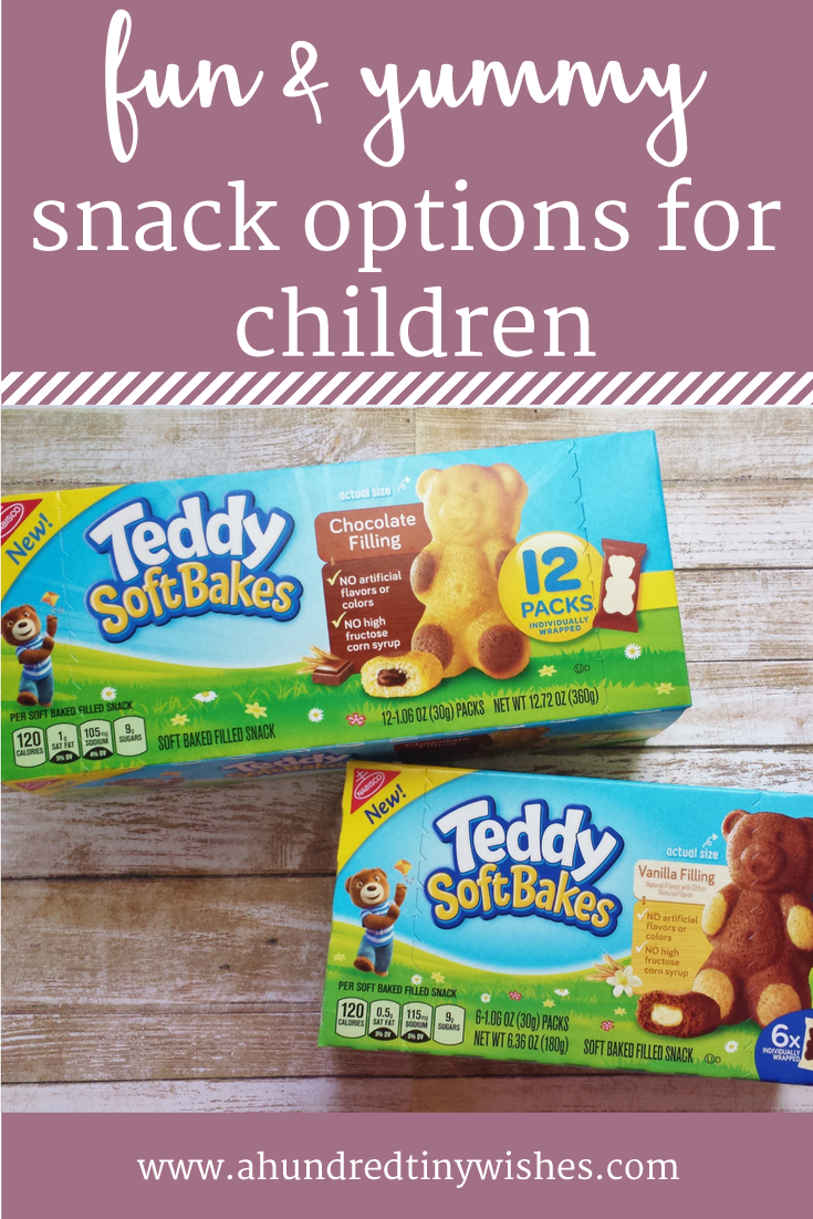 TEDDY SOFT BAKED filled snacks, kid snacks, #DiscoverTeddy #2Good2Bear #shop #cbias