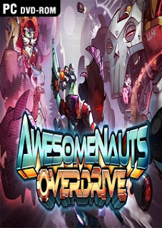 Awesomenauts Overdrive Expansion