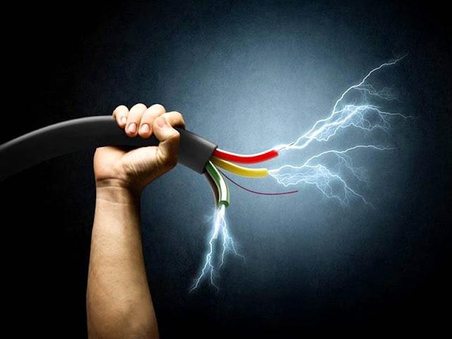 المهدية : صعقة كهربائية تودي بحياة عامل بناء