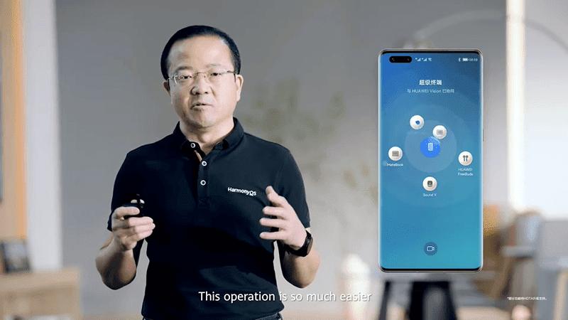 Huawei's HarmonyOS 2 makes collaboration simpler