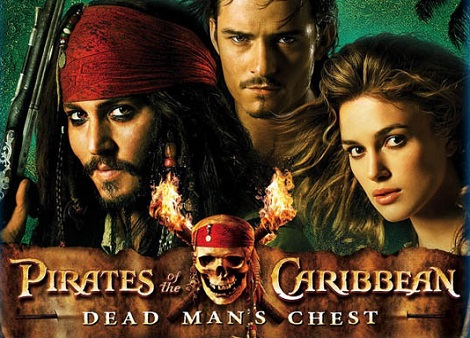 Download Pirates of the Caribbean Dead Man's Chest (2006) Dual Audio [Hindi+English] 720p + 1080p Bluray ESubs