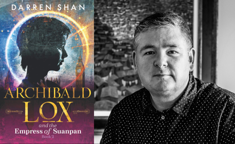 Archibald Lox and the Empress of Suanpan | Book Review | Superior YA Fiction