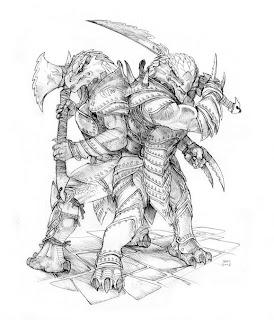 William O'Connor Studios: War of the Dragonborn