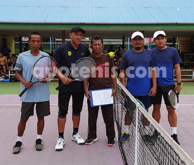 Samarinda Open: Hasil Sementara Ganda Putra Prestasi dan KU 80 Tahun s/d 14 Maret 2020