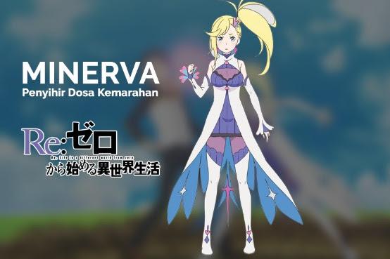 [Waifu Hunter] Minerva, Marahnya Imut Pake Banget