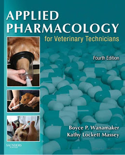 Applied Pharmacology for Veterinary Technicians 4th Edition