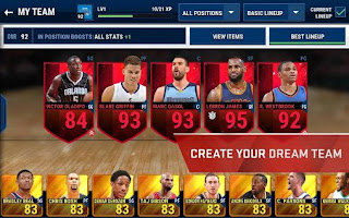 NBA Live Mobile Apk Full Version