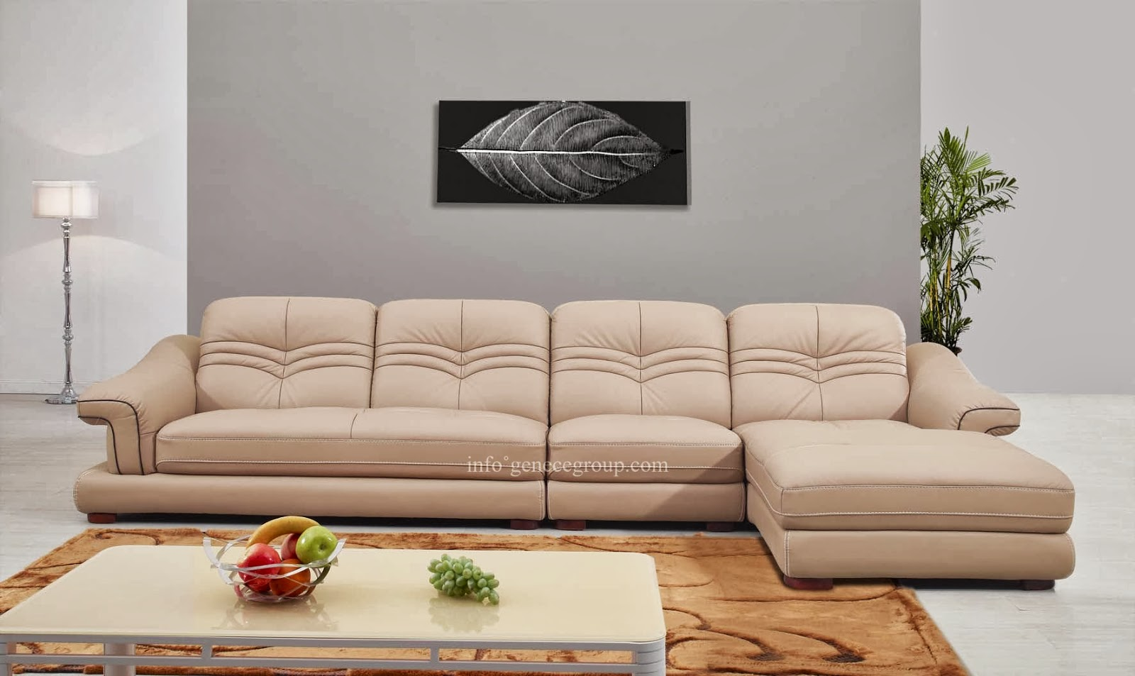English Ng Sala Set Sofa Minimalis Modern