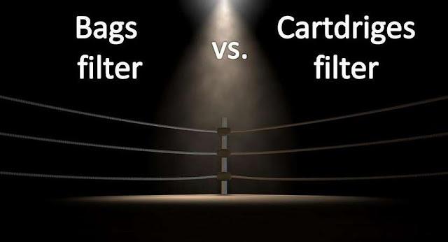 Perbandingan Antara Filter Cartridge dan Filter Bag