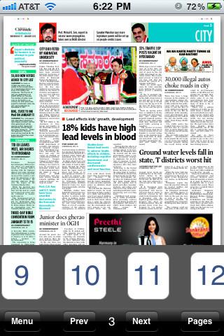 Deccan chronicle chennai epaper online dating 10