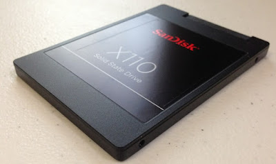 SSD Notebook