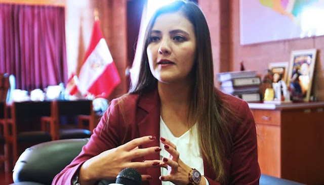 Yamila Osorio pago de coimas ICCGSA