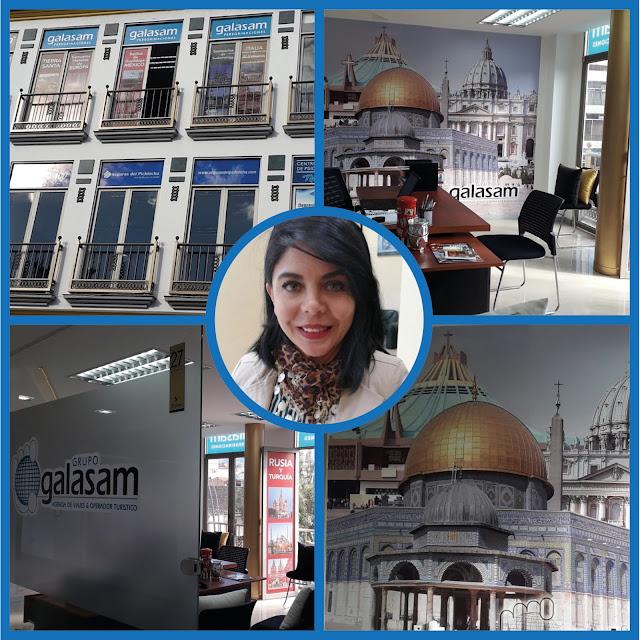 Sucursal de Galasam en Loja