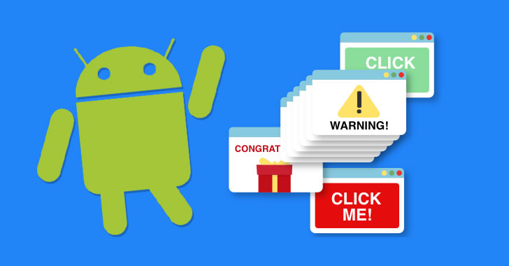 Google Bans 600 Android Apps from Play Store for Serving Disruptive Ads - Internet