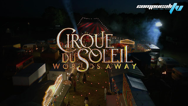 Cirque du Soleil Worlds Away 720p HD Español Latino Dual