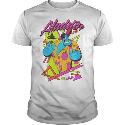 Aladdin Ala Genie T-Shirts Hoodie Sweatshirt