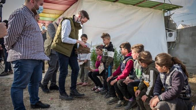 Iskola, újjáépítés, munka: nemzetközi példa a Hungary Helps Program