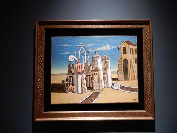 不思議で神秘な世界!ジョルジョ・デ・キリコ(Giorgio de Chirico)の展覧会に行ってみた