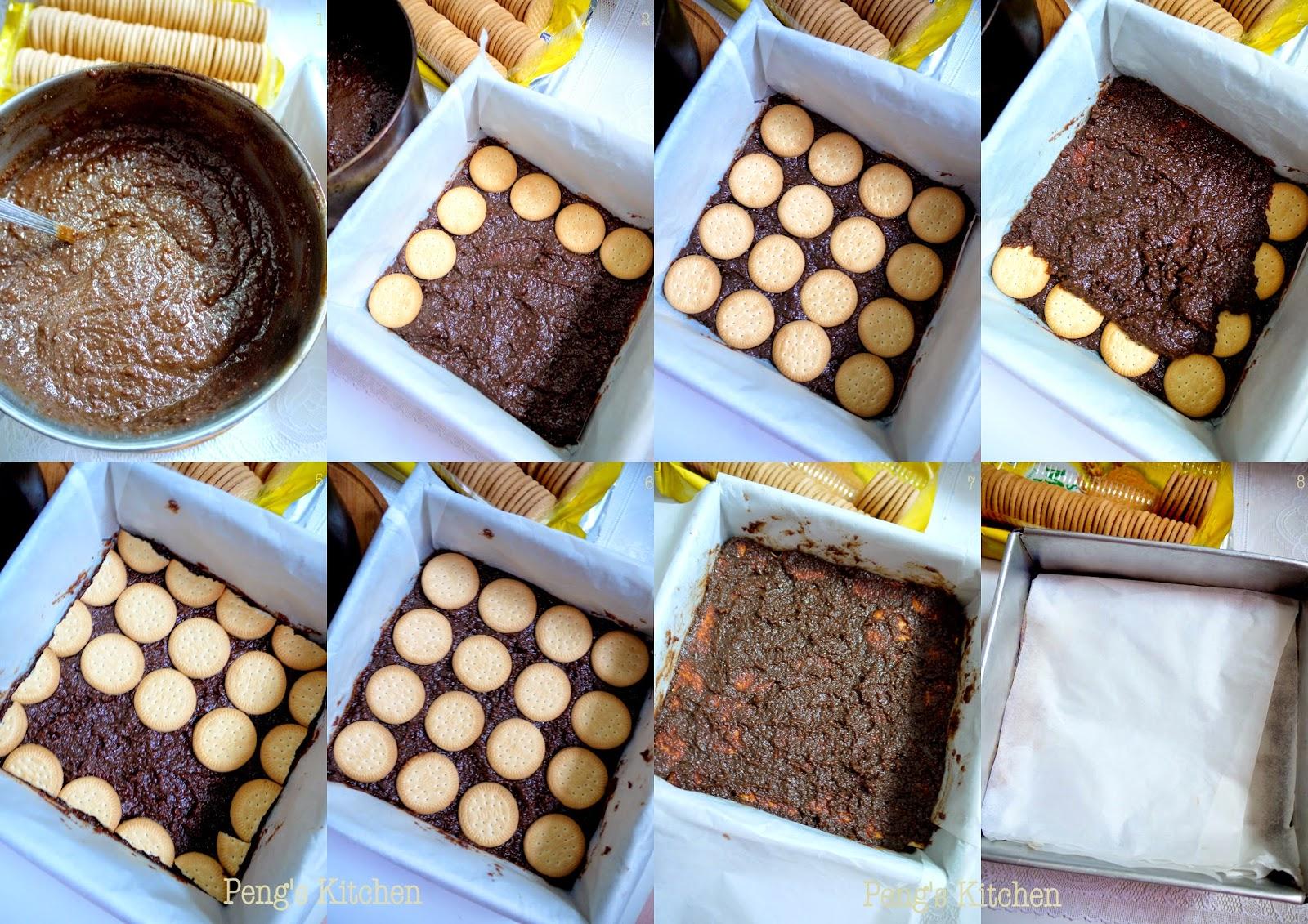 Simple Chocolate Brownie Cake Recipe